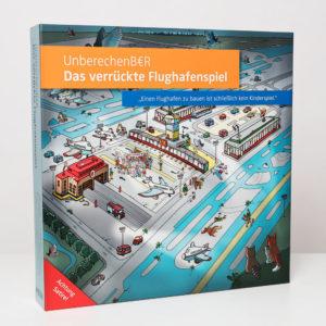 UnberechenB€R – Das verrückte Flughafenspiel Karton