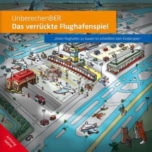 UnberechenB€R – Das verrückte Flughafenspiel Cover