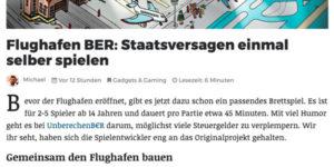 2017-09-14 Flughafenspiel Review von manonamission.de